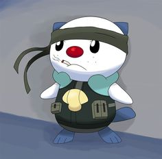 Solid Oshawott by ~Shadowlink350 on deviantART