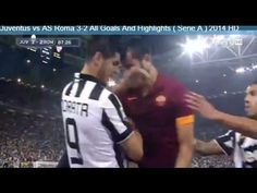 Bagarre entre Alvaro Morata et Kostas Manolas Juventus-Roma (vidéo) - http://www.actusports.fr/120412/bagarre-alvaro-morata-kostas-manolas-juventus-roma-video/