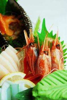 Give me Sashimi anyday. Swordfish, Cockles, Ebi, Wasabi. #sashimi #rawfish #japanesefood #刺身