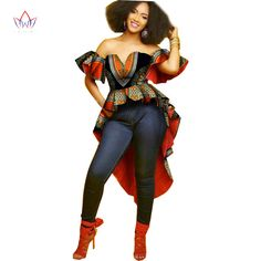 Summer Dress Bazin Riche African Dresses Women Sleeveless Party Dresses Plus Size Sexy Dress Women African Print Clothes WY1384 #Affiliate