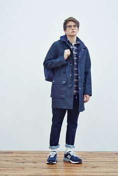 THE NORTH FACE PURPLE LABEL – F/W 2013 COLLECTION LOOKBOOK | Guillotine