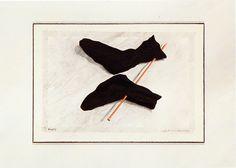 """saint Sebastian  """"saint Sebastian's socks"""""""