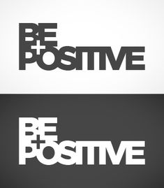 BePositive logo (is this the final real one?)
