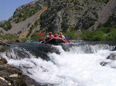 Beautiful Zrmanja river