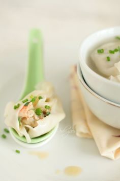 Pangsit Kuah (Wonton Soup)