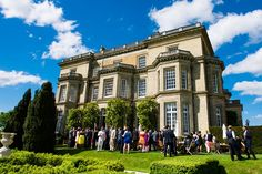 Pippa Mackenzie at Hedsor House, Taplow, Buckinghamshire. Wedding Venue - www.hedsor.com