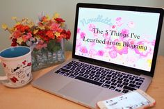 Guest Post: The 5 Things I've Learnt from Blogging | Charlotte Elizabeth