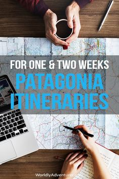 South America's top adventure playground: Patagonia is an unmissable place to visit in South America. Plan your perfect trip to the region's top hiking and outdoor destinations with these four Patagonia itineraries for one and two week trips. Backpacking South America, South America Travel, North America, America 2, Chile, Peru, Patagonia Travel, South America Destinations, Travel Destinations