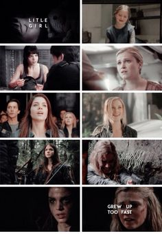 The 100 oh the feels, beautiful edit!