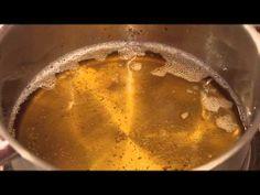 Vidéo 3 : Tournedos sauce bordelaise  Faire des chips de céleri
