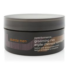 Best Mens Hair Products Aveda Grooming Clay Best Hair Products for Men: The Top 5 Aveda Mens Pure-Formance Grooming Clay Strong hold without added shine. Lightweight micro-fibers provide the control to create any style with a comb or your fingers Adds thickness to hair This formula is for all hair types, especially those looking to add thickness to fine or thinning hair. The oil-absorbing clay is also excellent for hair that tends to get greasy.