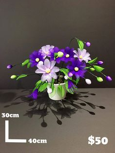 Nylon Flowers, Diy Flowers, Flower Step By Step, Pink Orchids, Black Orchid, Nylon Stockings, Make It Simple, Beautiful Flowers, Plants