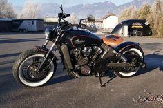 PHOTOS Gallerie Umbauten - Godfather Custombikes - Motorcycle Repair & Sale