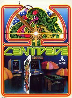 Centipede-My Ultimate Favorite!!!