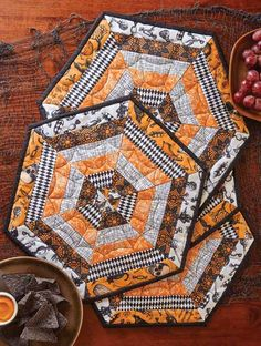 10 Favorite Quilts for Fall and Halloween