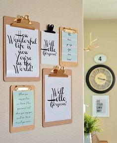 Not tutmak için değil duvarları süslemek için kırtasiyeye gitmeye ne dersini?