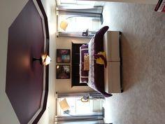 Silveroak Atlanta, GA  Purple Master bedroom