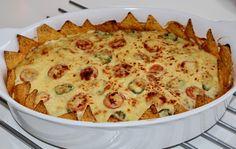 Tacogratäng – en lättare variant   Fru Lilja Swedish Recipes, Tex Mex, Nachos, Enchiladas, Lchf, Macaroni And Cheese, Food And Drink, Baking, Breakfast
