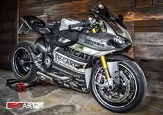 Ducati 1199 Panigale Custom REC.ART