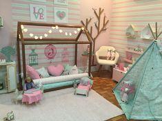 Quarto lindo Kid's Concept - Curitiba