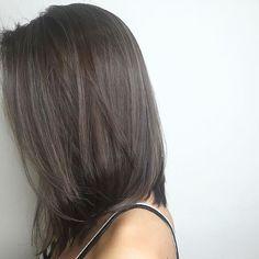 Babylights dark chocolate ash brown ********** CLEO hair international  call…