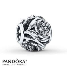 Mystic Floral PANDORA charm