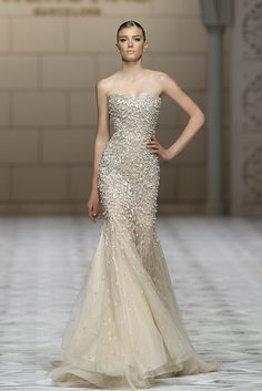CLODY. Atelier Pronovias dress