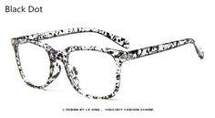 BOYEDA New Women Prescription Eyewear Trend Men Retro Clear Glasses Brand Women Spectacle Frame Vintage Optics Eyeglasses Frame