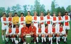 Mejor Equipo de la Historia  #4 El Ajax de Cruyff