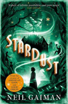 Stardust Neil Gaiman, Best Adventure Books, The Graveyard Book, Irish Times, Star Wars, Pop Culture Art, American Gods, Book Cover Art, Book Covers