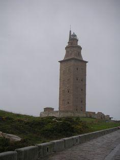 Coruña, Spain. La Torre sin más.