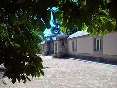 La Casa de campo del Príncipe en El Escorial