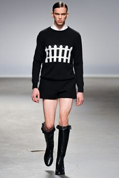 J.W. Anderson | Fall 2013 Menswear Collection | Style.com