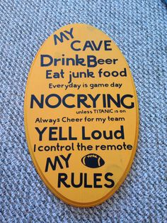 Man cave idea in Pittsburgh Steeler colors