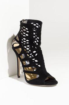 Jimmy Choo Imogen Caged Sandals ($515).