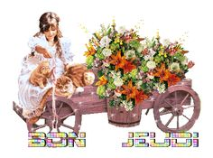 GIF Buon giovedì ♥ Bon jeudì ♥ Happy thursday ♥ Feliz jueves ♥ Gut donnerstag - Ƹ̵̡Ӝ̵̨̄Ʒ MARY - LA VOCE DEL CUORE - GRAFICA FORUM