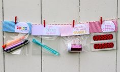 Non Candy Valentine Ideas for Kids