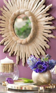 me gusta ese espejo!