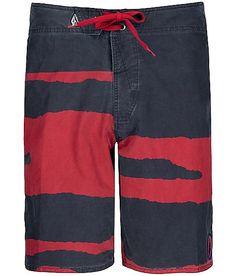 Volcom Horizon Stripe Boardshorts $55.00
