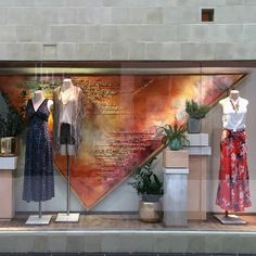 Introducing Our Summer 2016 Windows - Anthropologie Blog
