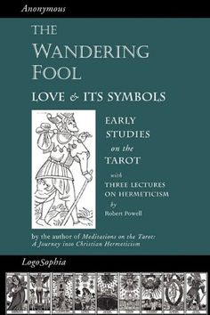 The Wandering Fool: Love and its Symbols, Early Studies o... https://www.amazon.co.uk/dp/1597315001/ref=cm_sw_r_pi_dp_pV0ixbKQ5MY7H
