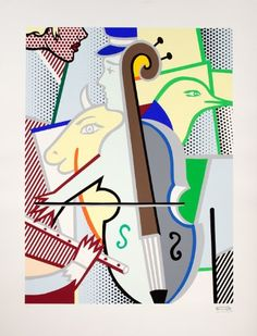 Cubist Cello * Learn more by visiting the image link.