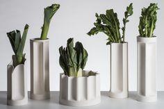 Bambu Collection by Enzo Mari for Danese Milano