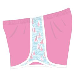 Lilly Pulitzer inspired athletic shorts by Krass & Co! Use the discount code: STcanhang for 20% entire purchase!!!
