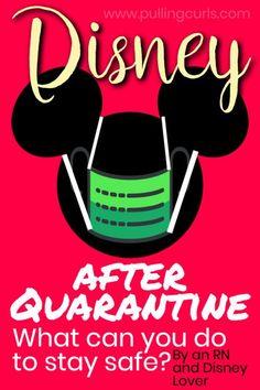 How do you do Disney after quarantine? Disney On A Budget, Life On A Budget, Disney Vacation Planning, Disney Day, Disney World Planning, Disney Vacations, Trip Planning, Walt Disney, Disney World News