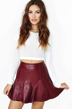 Nasty Gal Youngblood Skirt