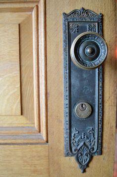 #antique #door #knob
