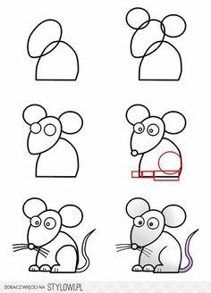 Narysuj sam- myszka