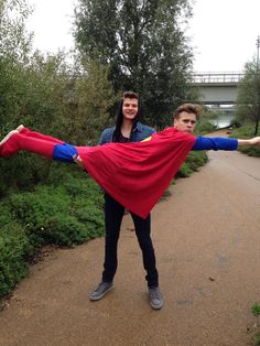 Jim Chapman and Joe Sugg