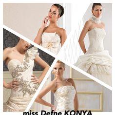 #gelinlik #konya #missdefne #missdefnekonya #ozel #tasarim #dikim #buyuk #beden #moda #fashion #beyaz #nisanlik #tesettur #moda #abiye #karaman #nikah #damat #dugun